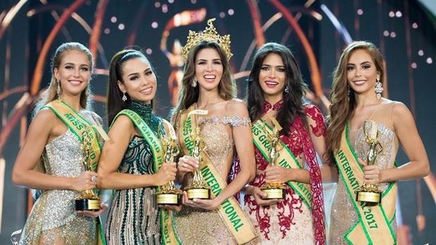 Việt Nam lọt Top 20 trong bảng xếp hạng cường quốc Hoa hậu của năm 2017 - Ảnh 2.
