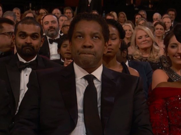 Những khoảnh khắc làm nên một Lễ trao giải Oscar đáng nhớ nhất trong lịch sử! - Ảnh 16.
