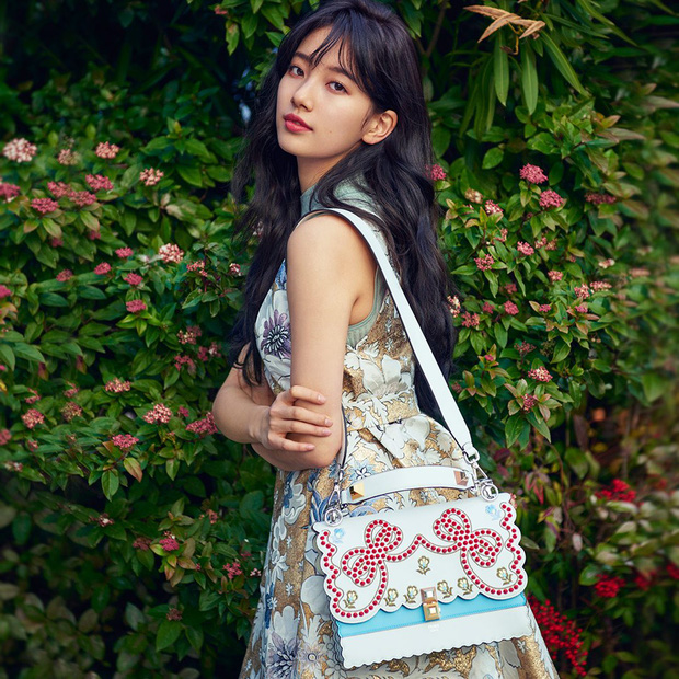Chỉ bằng một bức hình hậu trường khoe lưng trần, Suzy đã khiến fan hoàn toàn đổ gục - Ảnh 7.