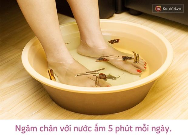 Chẳng lo đau chân mỗi khi đi giày cao gót nhờ lưu ý những điều cơ bản sau - Ảnh 4.