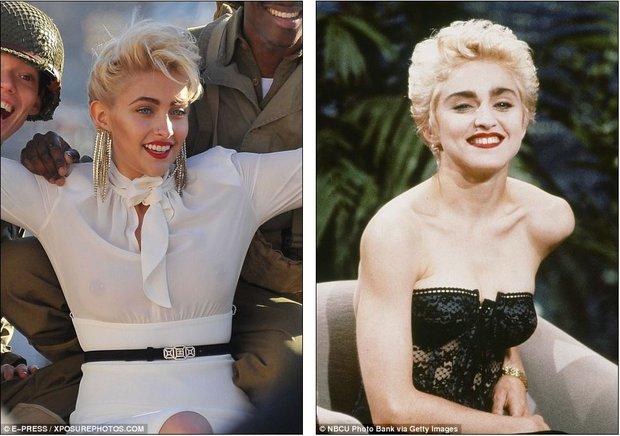 Con gái Michael Jackson đã 18 tuổi và xinh đẹp, quyến rũ y hệt Madonna thời trẻ - Ảnh 5.