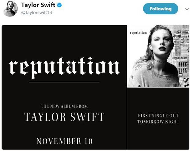 Taylor Swift là nhà chiến lược thông minh nhất showbiz - điều được chứng minh chỉ qua ngày phát hành album! - Ảnh 1.
