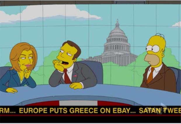 7 lần bộ phim Gia đình Simpson tiên đoán đúng đến rùng mình các sự kiện tương lai: Từ Tổng thống Donald Trump tới Disney mua lại hãng Fox - Ảnh 1.