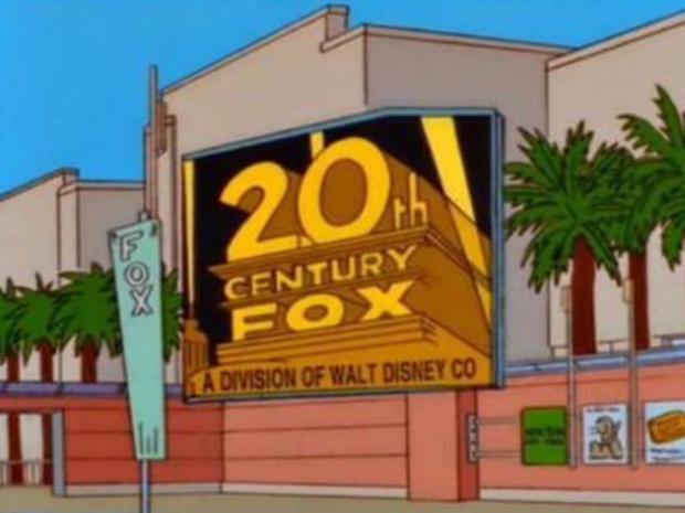 7 lần bộ phim Gia đình Simpson tiên đoán đúng đến rùng mình các sự kiện tương lai: Từ Tổng thống Donald Trump tới Disney mua lại hãng Fox - Ảnh 10.