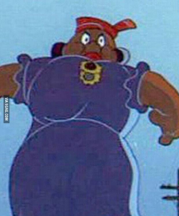 Xem Tom&Jerry cả nghìn lần nhưng bạn có biết người phụ nữ hay gắt gỏng, xuất hiện mỗi đôi chân này là ai? - Ảnh 10.