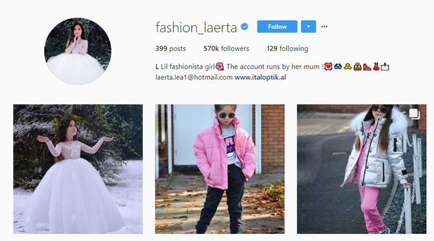 Chân dung những hot kid Instagram, chưa tròn 10 tuổi đã trở thành sao nhí với lượng người theo dõi ai cũng mơ ước - Ảnh 6.