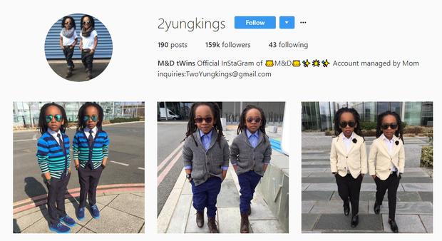 Chân dung những hot kid Instagram, chưa tròn 10 tuổi đã trở thành sao nhí với lượng người theo dõi ai cũng mơ ước - Ảnh 9.