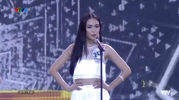 Bán kết Hoa hậu Hoàn vũ Việt Nam: Không ngoài dự đoán, Hoàng Thùy, Mâu Thủy lọt Top 45 thí sinh chung cuộc - Ảnh 7.