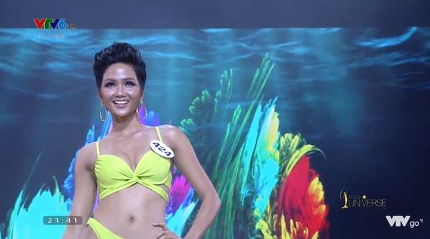 Bán kết Hoa hậu Hoàn vũ Việt Nam: Không ngoài dự đoán, Hoàng Thùy, Mâu Thủy lọt Top 45 thí sinh chung cuộc - Ảnh 18.