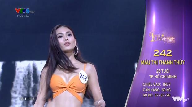 Bán kết Hoa hậu Hoàn vũ Việt Nam: Không ngoài dự đoán, Hoàng Thùy, Mâu Thủy lọt Top 45 thí sinh chung cuộc - Ảnh 13.
