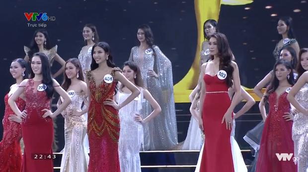 Bán kết Hoa hậu Hoàn vũ Việt Nam: Không ngoài dự đoán, Hoàng Thùy, Mâu Thủy lọt Top 45 thí sinh chung cuộc - Ảnh 2.