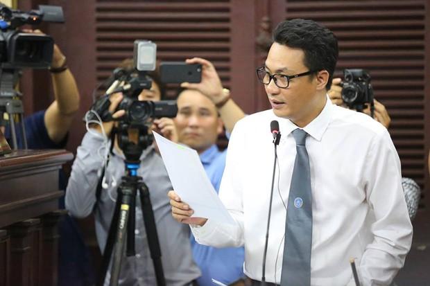 Luật sư của Hoa hậu Phương Nga xác nhận bảo vệ cho nghệ sĩ Xuân Hương trong vụ kiện Trang Trần - Ảnh 1.