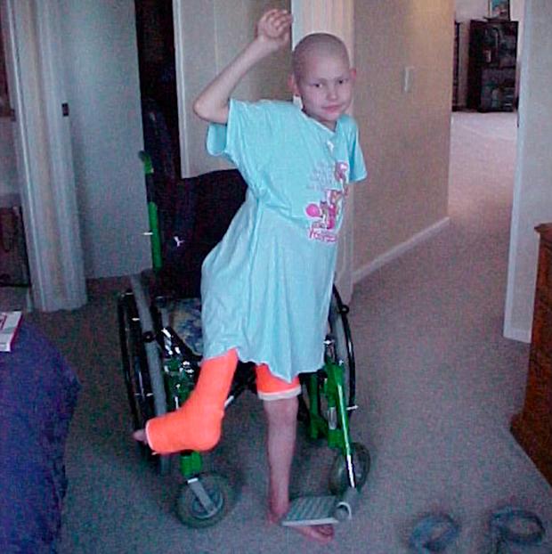 Mỗi tấm ảnh đăng lên, cô gái này lại truyền cảm hứng cho hàng ngàn người, lý do nằm ở đôi chân cô ấy - Ảnh 3.