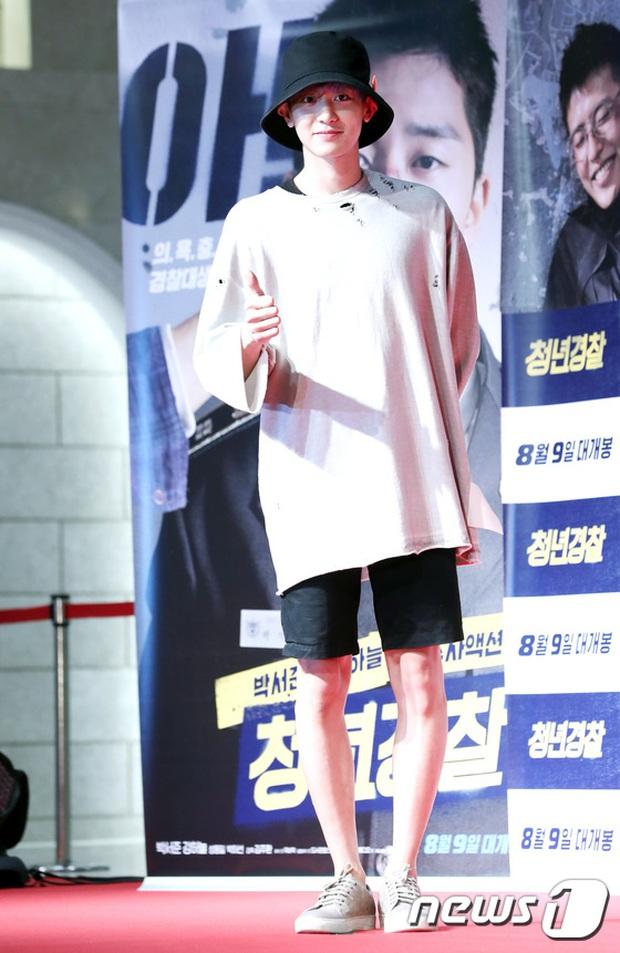 Sự kiện tề tựu binh đoàn trai xinh gái đẹp hot nhất xứ Hàn: Nhan sắc kém nổi bỗng lên hương - Ảnh 21.