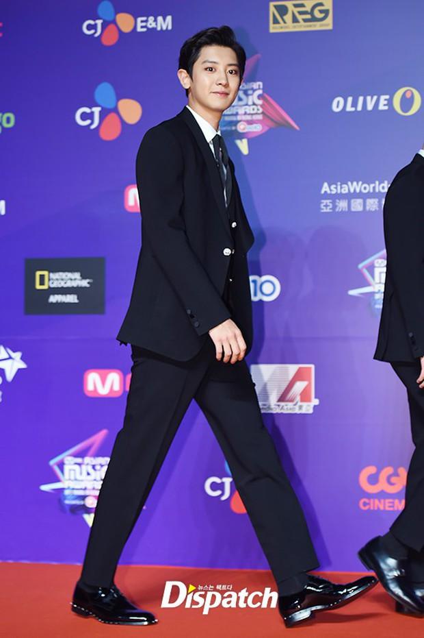 Thảm đỏ MAMA Hồng Kông: Song Joong Ki, Lee Young Ae mê mẩn Wanna One, Song Ji Hyo và em út Red Velvet hở bạo - Ảnh 18.