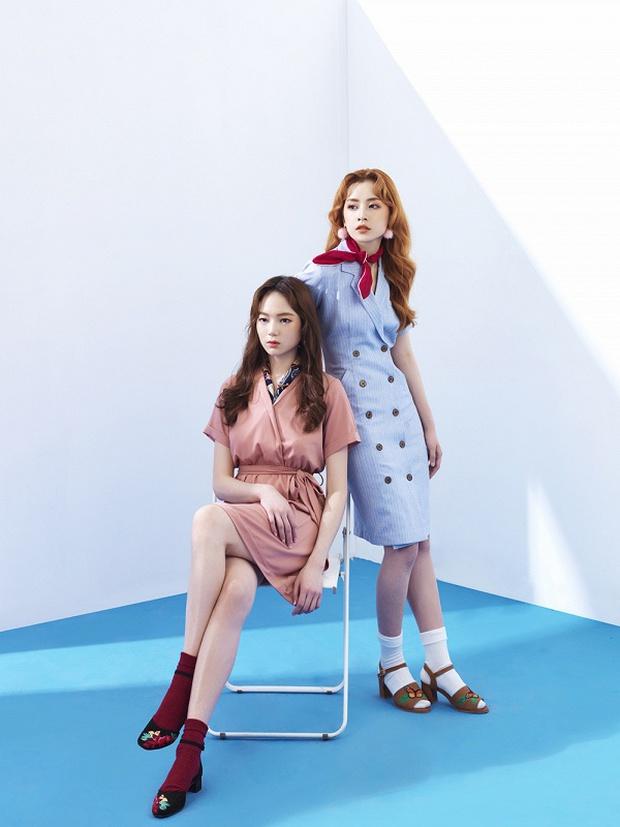 Chi Pu chuyển ngạch sang nghề thiết kế, rủ Á hậu Hàn Quốc cùng đóng clip thời trang - Ảnh 8.
