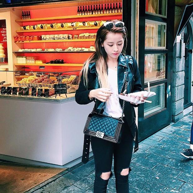 Hot girl Việt sắm túi ngày càng bạo tay, ai đang sở hữu kho túi hiệu khủng nhất? - Ảnh 6.