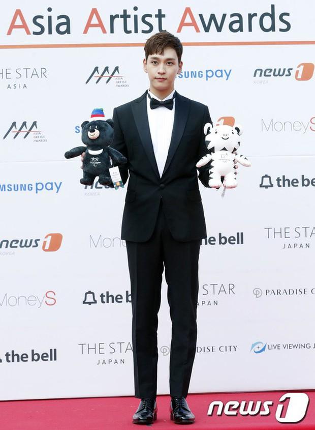 Asia Artist Awards bê cả showbiz lên thảm đỏ: Yoona, Suzy lép vế trước Park Min Young, hơn 100 sao Hàn lộng lẫy đổ bộ - Ảnh 40.