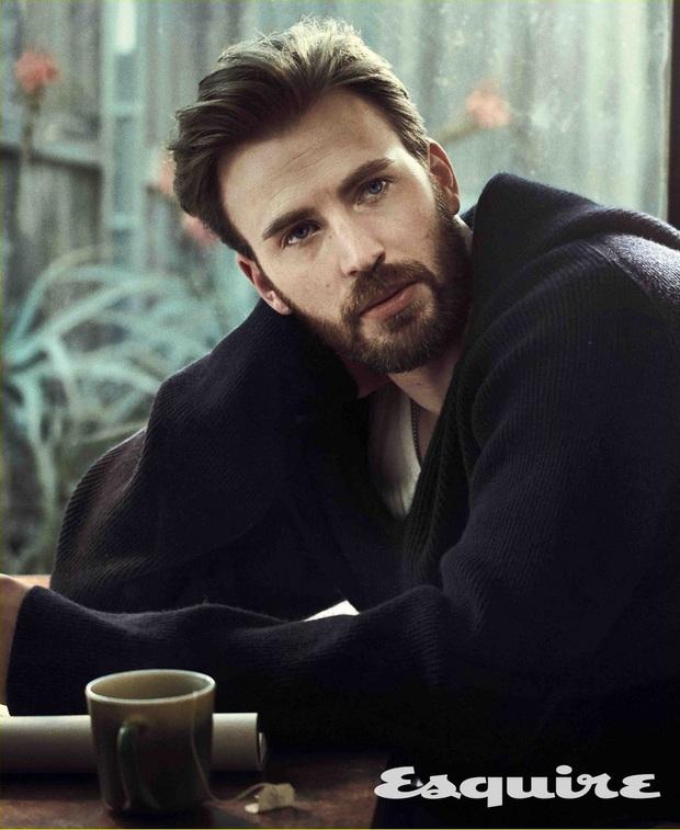 Captain America Chris Evans tiết lộ độ tuổi đánh mất sự trong trắng - Ảnh 3.