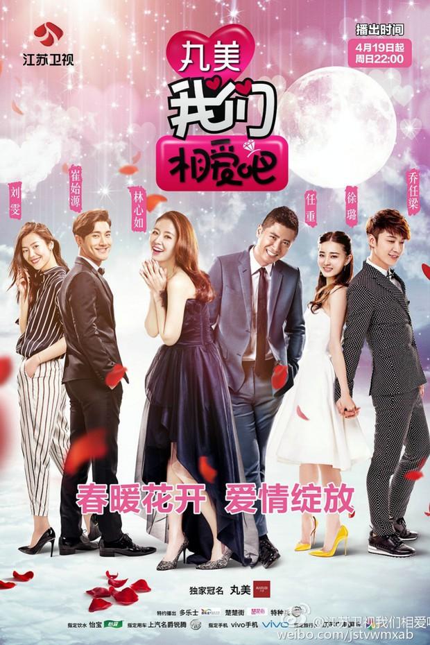 We Are In Love - Show hẹn hò bị dính lời nguyền của Trung Quốc! - Ảnh 1.