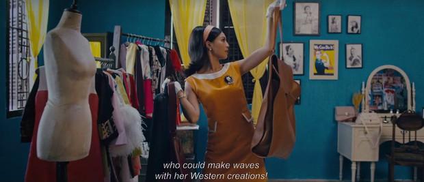 Thời trang trong phim Cô Ba Sài Gòn chỉ cần tả bằng 2 từ thôi: Xuất Sắc! - Ảnh 5.