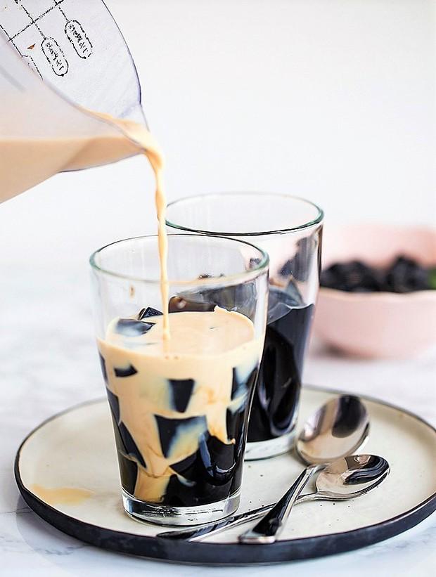 Giải nhiệt mùa hè với món tráng miệng từ thạch cà phê và trân châu mát lạnh - Ảnh 10.