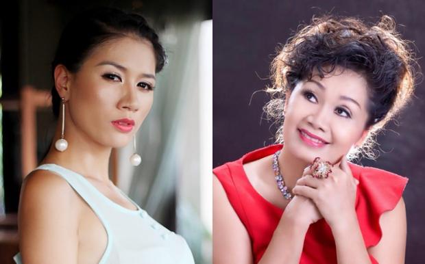 Bị người mẫu Trang Trần - Pha Lê xúc phạm, nghệ sĩ Xuân Hương chỉ lắc đầu cười - Ảnh 2.