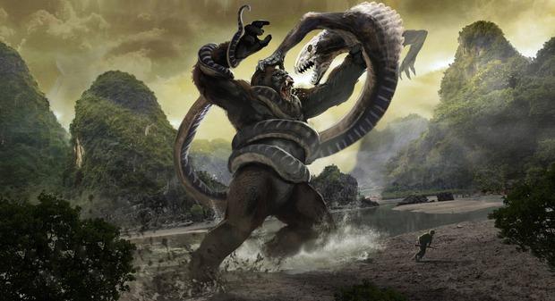 Kong: Skull Island xô đổ mọi kỷ lục doanh thu và lượng khán giả tại các rạp chiếu Việt Nam - Ảnh 2.