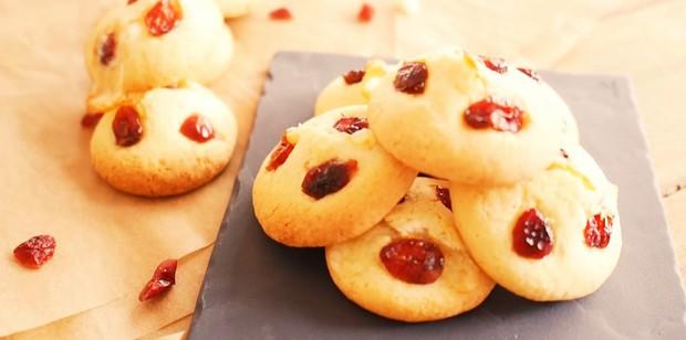 Bạn có từng thắc mắc cookie mà kết hợp với phô mai thì sẽ ra sao không nhỉ? - Ảnh 1.