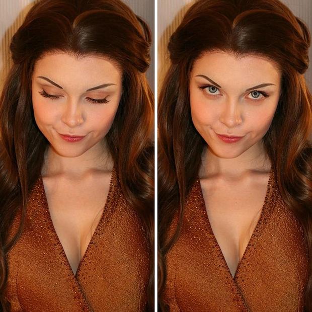 Thánh nữ cosplay người Nga này có thể hóa thân thành bất cứ ai, ngoại hình của cô ấy sẽ khiến bạn bất ngờ - Ảnh 17.