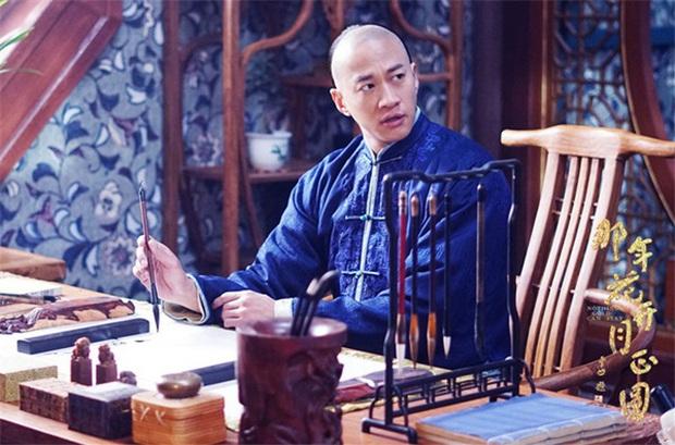 Dù chỉ là nam phụ, Hà Nhuận Đông vẫn lấn lướt Trần Hiểu trong Năm Ấy Hoa Nở Trăng Vừa Tròn - Ảnh 7.