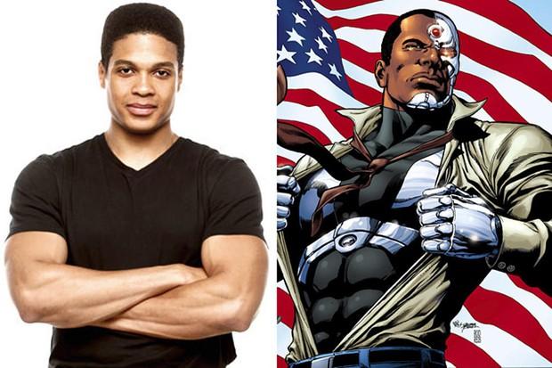 Dàn sao phim bom tấn Justice League: Toàn những mỹ nam cơ bắp và giai nhân đẹp xuất sắc - Ảnh 29.