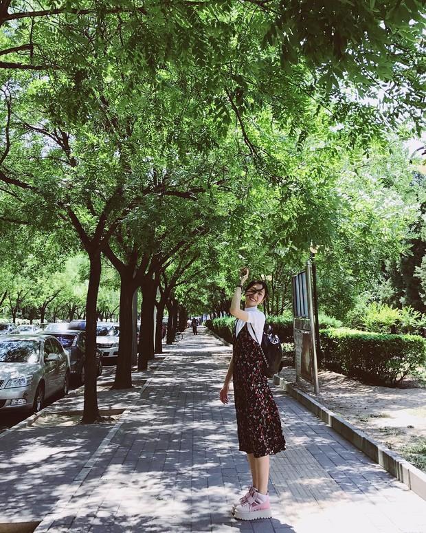 Liu Wen, Sui He, Ming Xi, Xiao Wen Ju: 4 chân dài Victoria's Secret châu Á hóa ra cùng sở hữu style hè đẹp xuất sắc - Ảnh 10.