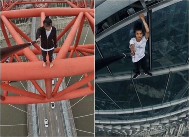 Đằng sau cái chết của diễn viên Trung Quốc rơi từ độ cao 62 tầng xuống đất: Mạo hiểm cả tính mạng để cứu mẹ đau ốm - Ảnh 4.