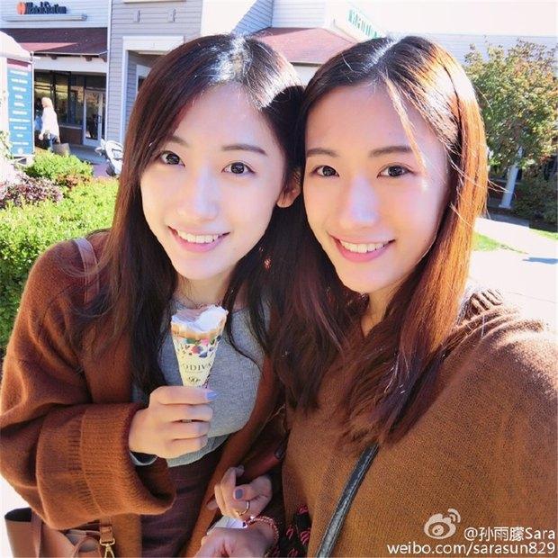 Cặp song sinh Trung Quốc đã xinh lại còn giỏi nổi tiếng vừa tốt nghiệp thạc sĩ Giáo dục ở Harvard - Ảnh 5.