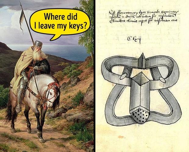 90% người sẽ ngã ngửa khi biết sự thật về chiếc đai trinh tiết thời Trung Cổ - Ảnh 2.