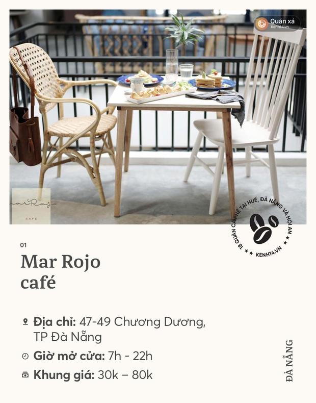 Cẩm nang những quán cà phê cực xinh cho ai sắp đi Huế - Đà Nẵng - Hội An - Ảnh 15.