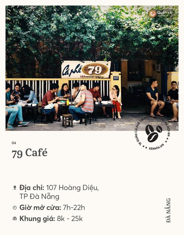 Cẩm nang những quán cà phê cực xinh cho ai sắp đi Huế - Đà Nẵng - Hội An - Ảnh 18.