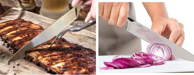 Căn bếp nào cũng nên có đủ 9 loại dao cần thiết này - Ảnh 9.