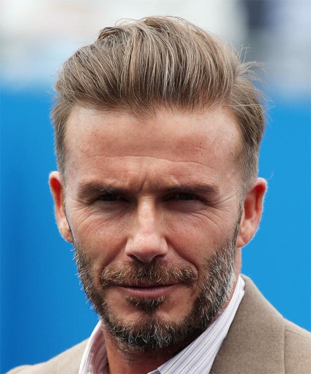 Da mặt căng cứng bất thường, David Beckham vừa đi thẩm mỹ để níu kéo nhan sắc? - Ảnh 2.