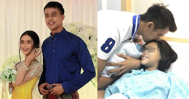 20 ngày sau khi sinh con, người vợ trẻ đau đớn phát hiện chồng soái ca ngoại tình - Ảnh 1.