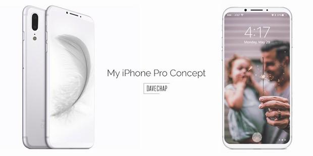 Ngắm ý tưởng iPhone Pro đẹp đến nỗi ai nhìn thấy cũng không thể kìm lòng - Ảnh 2.