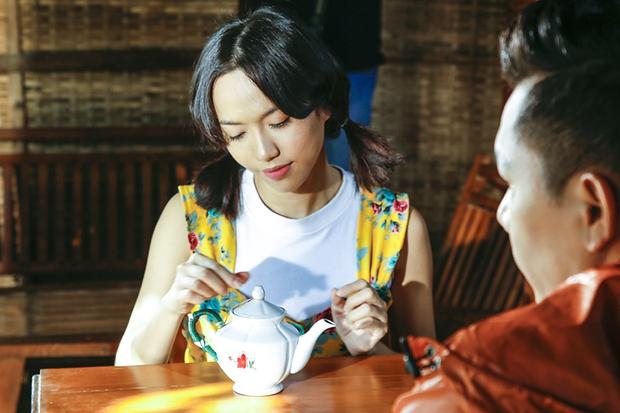 Cô gái làm trò Diệu Nhi lần đầu được trao vai nữ chính trong phim điện ảnh - Ảnh 2.