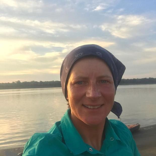 Vài ngày trước khi mất tích bí ẩn và bị sát hại trên sông Amazon, cô giáo đã viết dòng tiên đoán chuẩn đến rùng mình trên Facebook cá nhân - Ảnh 2.