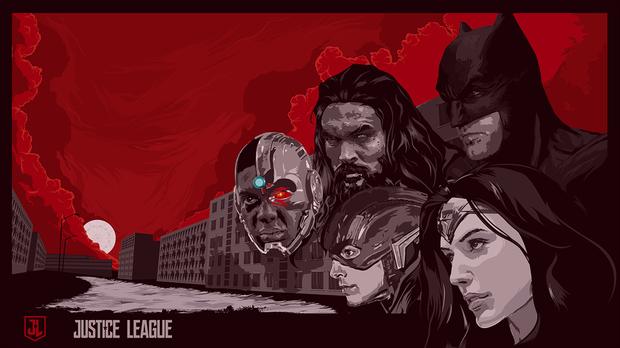 Fan hoang mang khi thấy poster mới xuất hiện của Justice League xấu đau đớn - Ảnh 5.