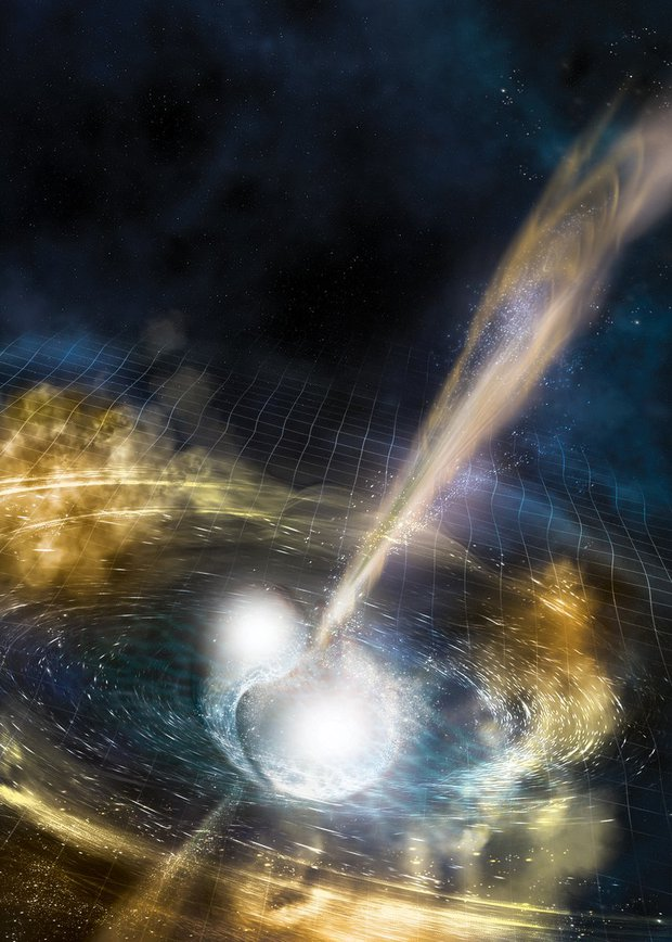 Sóng hấp dẫn chính thức đưa con người đến với một hiện tượng chưa từng có trong lịch sử thiên văn - Ảnh 6.