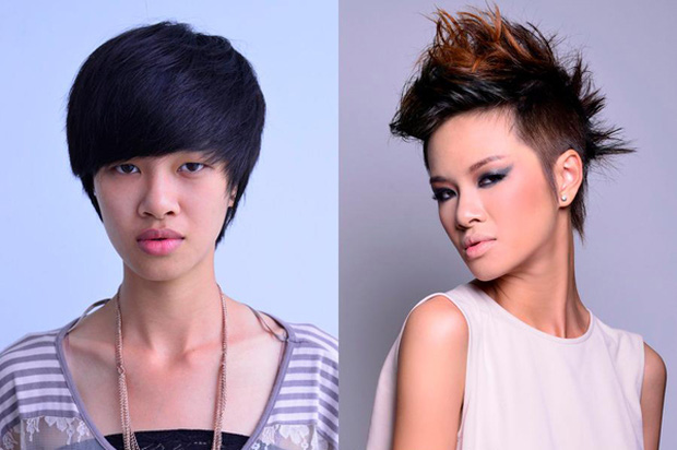 Cắt tóc như Vietnams Next Top Model thế này thì thà đừng cắt cho xong! - Ảnh 5.