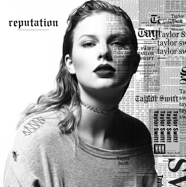 Doanh số Reputation của Taylor Swift dự kiến cao gấp 5 lần album của Katy và 22 lần album của Miley - Ảnh 1.