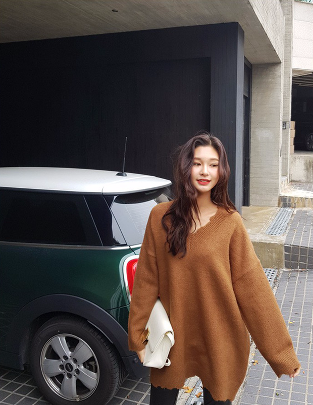 Mua gì cũng được nhưng mùa đông bạn đừng quên mua áo len màu camel - Ảnh 9.