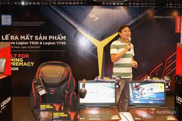 Lenovo Việt Nam ra mắt laptop dành cho game thủ Y520 và Y720: cấu hình mạnh mẽ, giá hạt dẻ vô cùng - Ảnh 1.